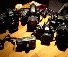 Thu mua máy ảnh giá cao nhất TPHCM
